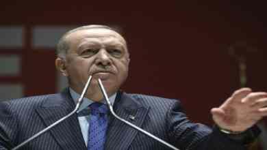 اردوغان - AP