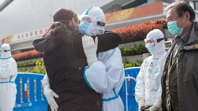 أثارت جائحة الفيروس أفعالا طيبة في أنحاء العالم