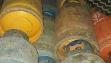 ضبط تاجر يبيع اسطوانة الغاز بسعر(350) جنيها بالجريف شرق