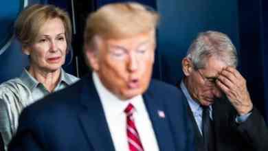 تعرض ترامب لانتقادات واسعة خلال أزمة كورونا Getty
