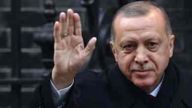 الرئيس التركي رجب طيب أردوغان GETTY