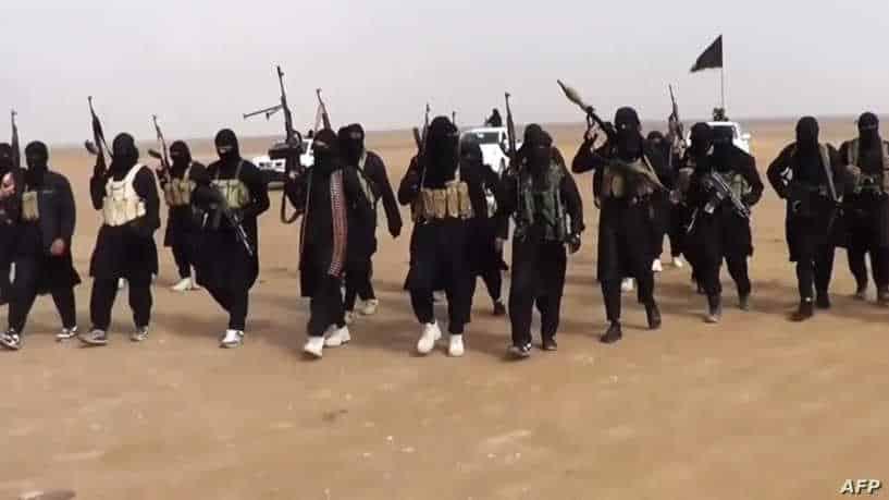 يمتلك تنظيم داعش ثلاث ولايات في إفريقيا منها واحدة في مصر AFP