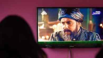 وصف المسلسل بـ لعبة العروش المسلمة
