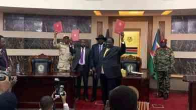 مفاوضات السلام - جوبا