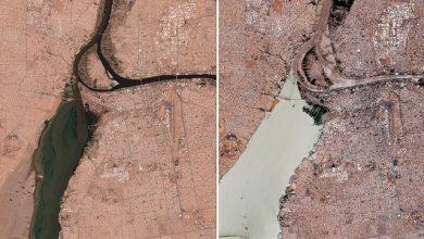"""أعلن مجلس الأمن والدفاع يوم الجمعة الماضي بأن السودان يعتبر الآن """"منطقة كوارث طبيعية"""""""