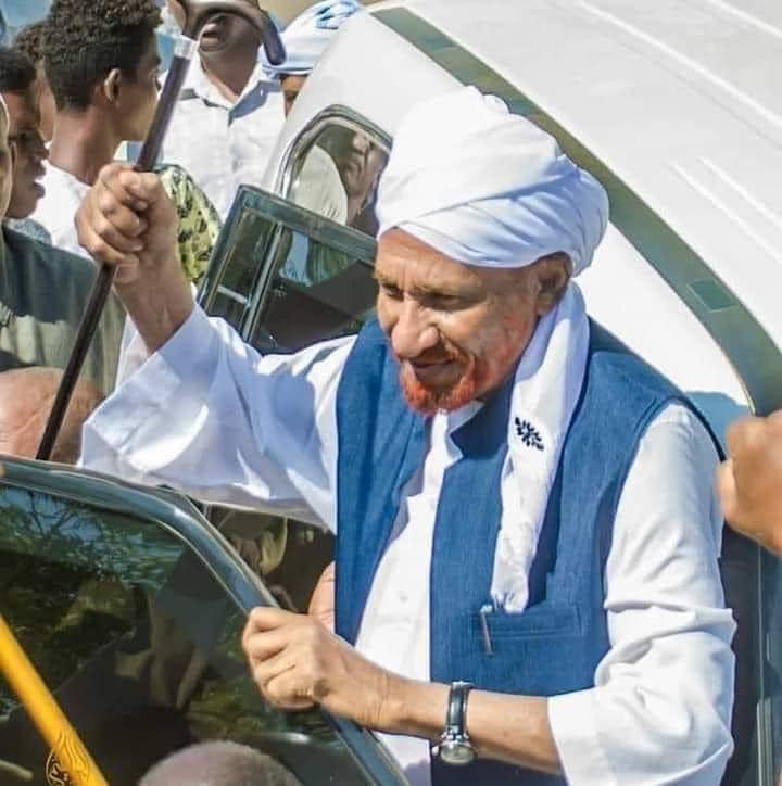 الإمام الصادق المهدي
