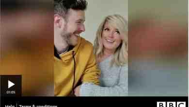 فيروس كورونا: حبيبان يلتقيان لأول مرة بعد علاقة عبر الإنترنت
