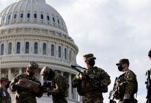 أفراد الحرس الوطني في واشنطن.