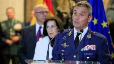 رئيس أركان الجيش الإسباني المستقيل ميغيل أنخل فيلارويا