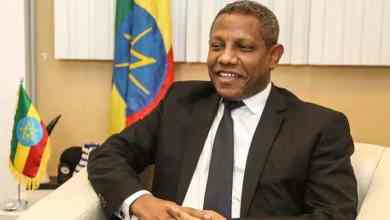 سفير إثيوبيا لدى السودان، يبلتال أميرو