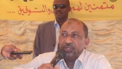"""المنسق العام الأخير للدفاع الشعبي """"عبدالرحمن محمد موسى"""""""