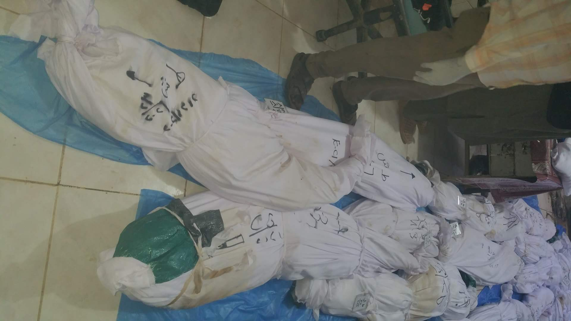 مستندات رسمية تكشف تفاصيل جديدة عن جثث مشرحة ود مدني