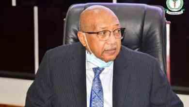 وزير الصحة السوداني، عمر النجيب