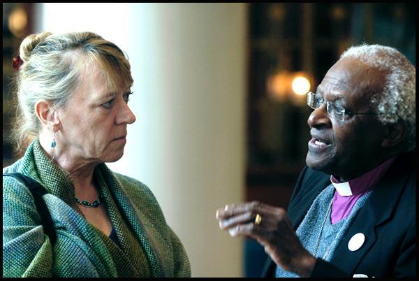 Jody Williams, Nobel Peace Prize winner