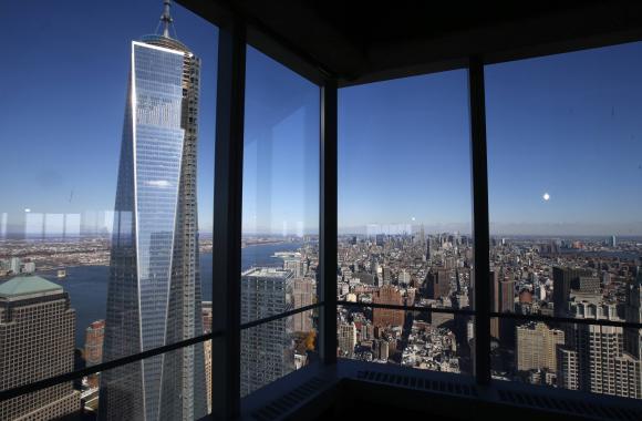World Trade Center Tower