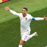 Record-breaker Ronaldo snatches World Cup win for Portugal on successful return to Luzhniki Stadium
