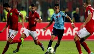 اللاعب احمد علاء أحدث صفقات الأهلي في الموسم الجديد
