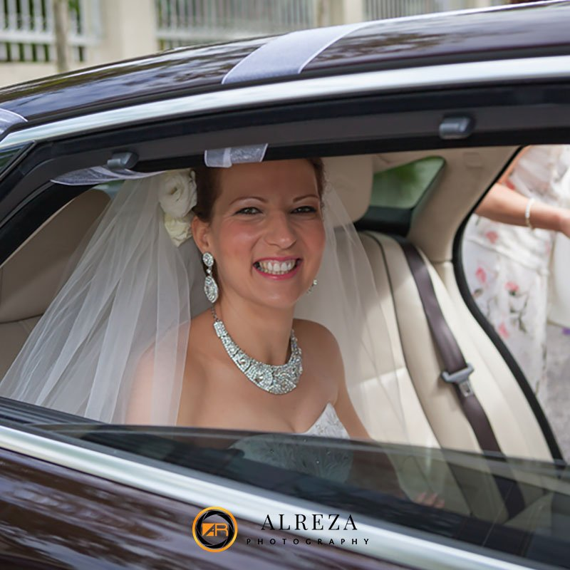 All day wedding photography