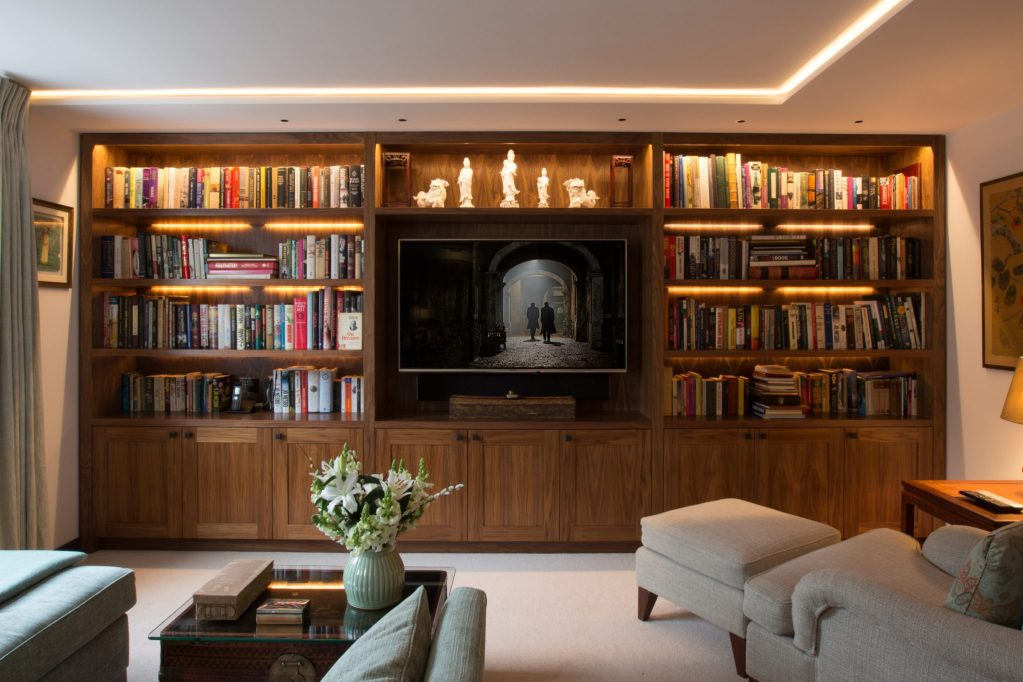 Clabon Mews Book Shelf Alrimo Construction