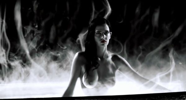 Eva Green in Sin City 2:A Dame to Kill for