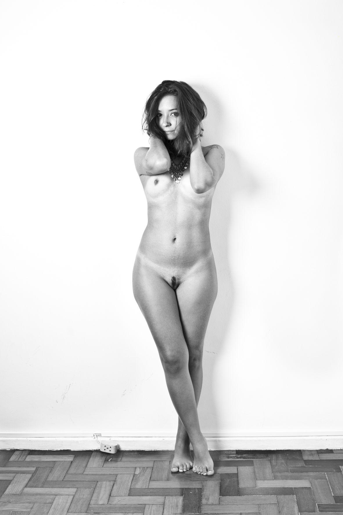 Los desnudos de Jorge Bispo  Alrinconcom