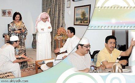 جريدة الرياض لماذا أحببت كلنا عيال قرية