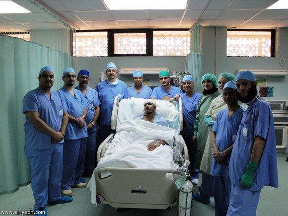 جريدة الرياض تخصصي الدمام نجاح جراحة دماغ مفتوح بتخدير موضعي