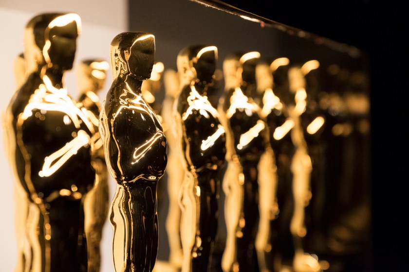 Some Oscars (there should be one for excellent copywriting advice)