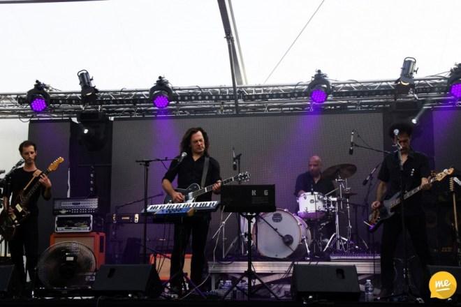 Concert de KG sur la Scène Off de la Foire Aux Vins d'Alsace 2015