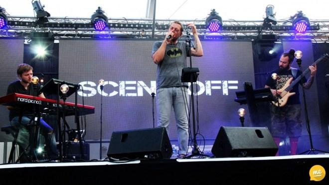 Le trio WeltEnd sur la Scène Off de la Foire Aux Vins d'Alace 2015