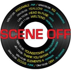 Programme Scène Off