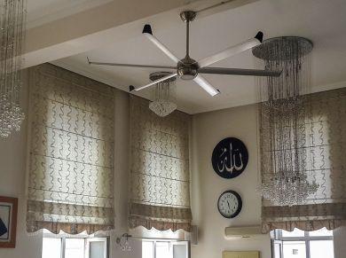 Alsanfan – Profan İstanbul Mosque Ceiling Fan 16