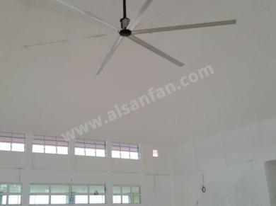 mesjid ceiling fans