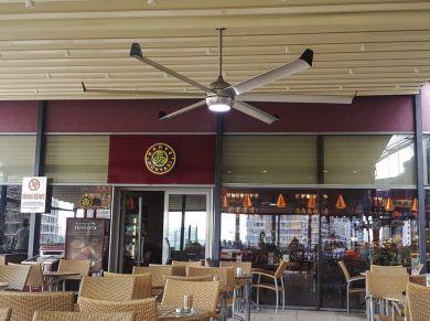 Profan İstanbul – Kahve Dünyası Tavan Vantilatörü ve Kahve Dünyası Tavan Pervanesi 17