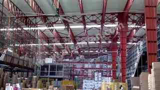 warehouse distribution ceiling fans