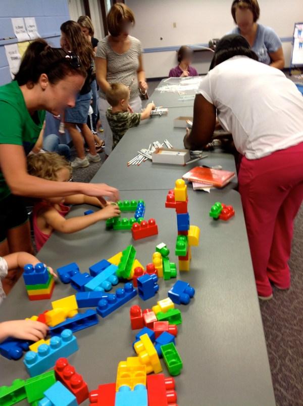 Three Little Pigs & Preschool Science - Alsc