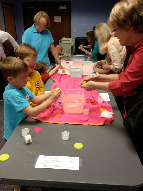 Make Splash Water Science Preschoolers - Alsc