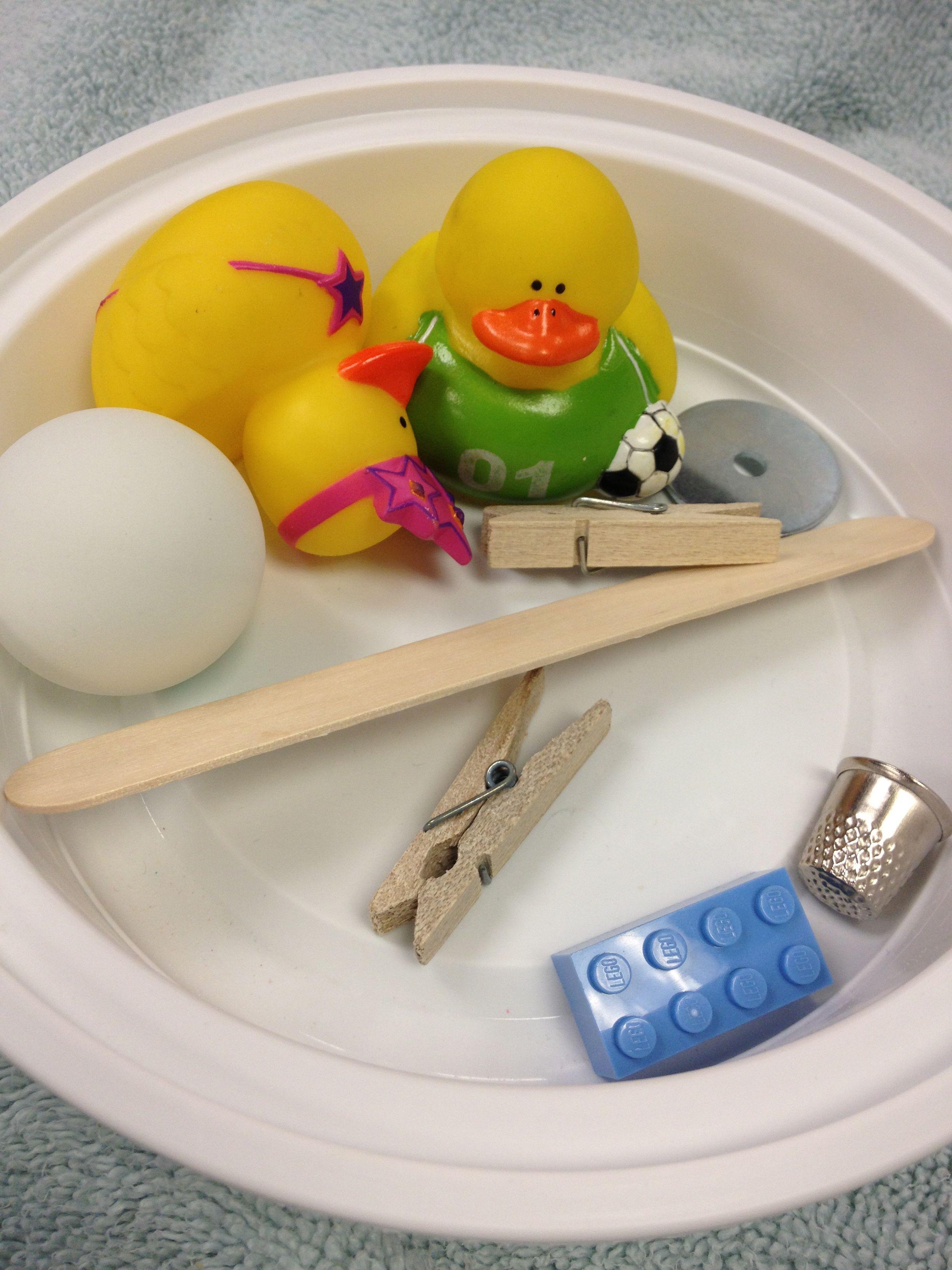Make A Splash Water Science For Preschoolers