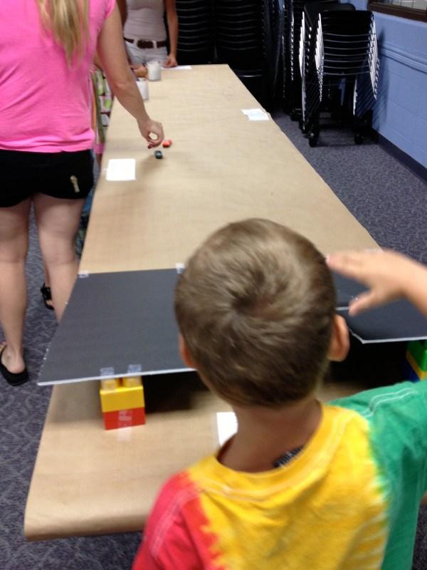 Gravity Science Stem Program Preschoolers - Alsc