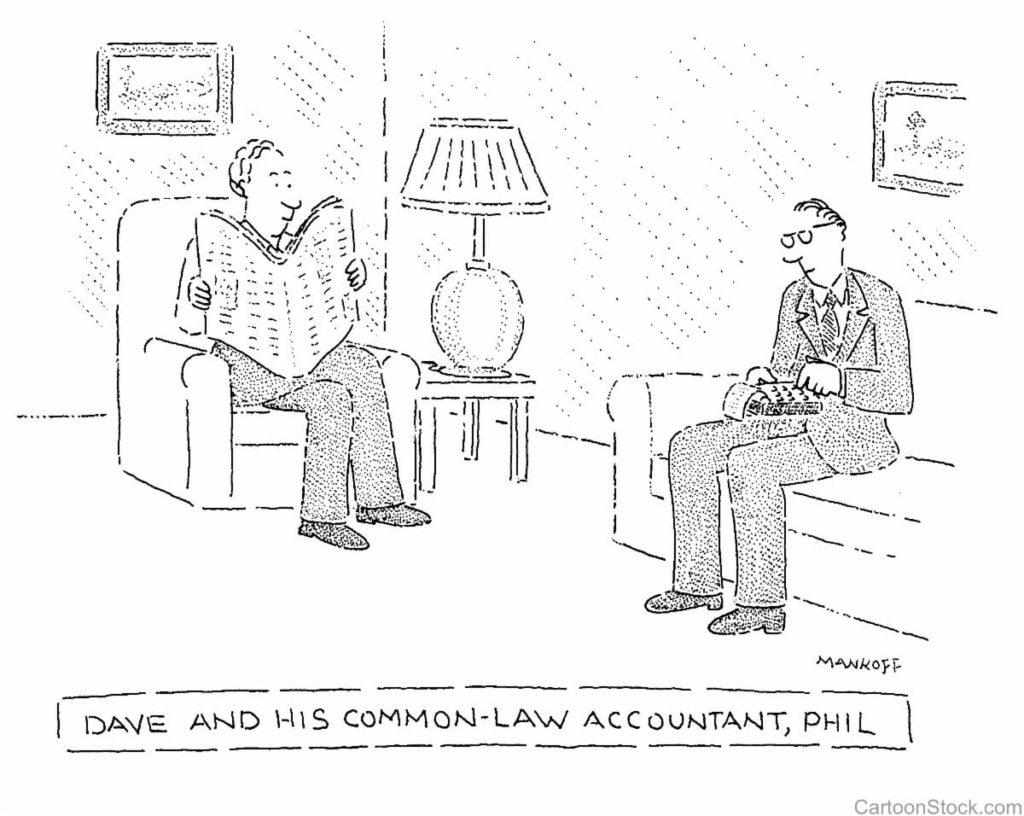 Capital Gains, Kids, Common Law!