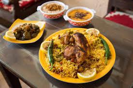 مطعم قصر لبدة في الخبر