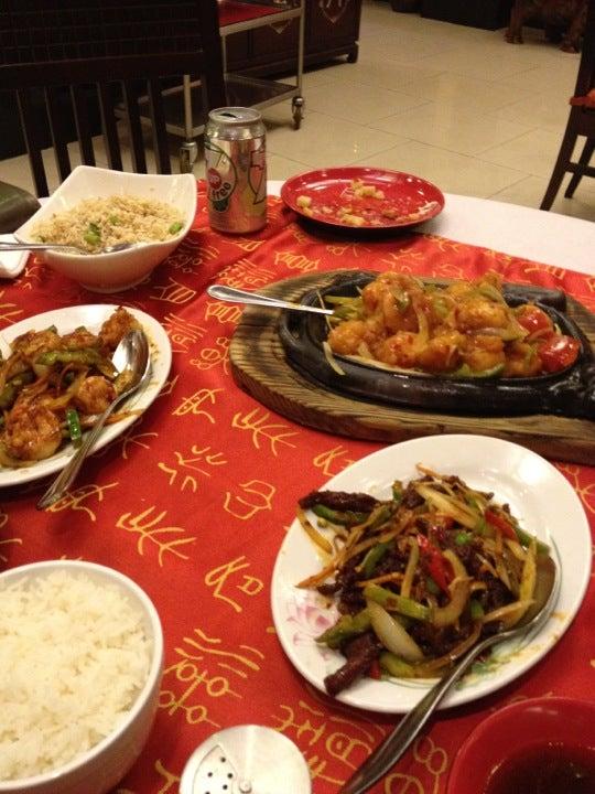 مطعم الخليج الصينى في الخبر