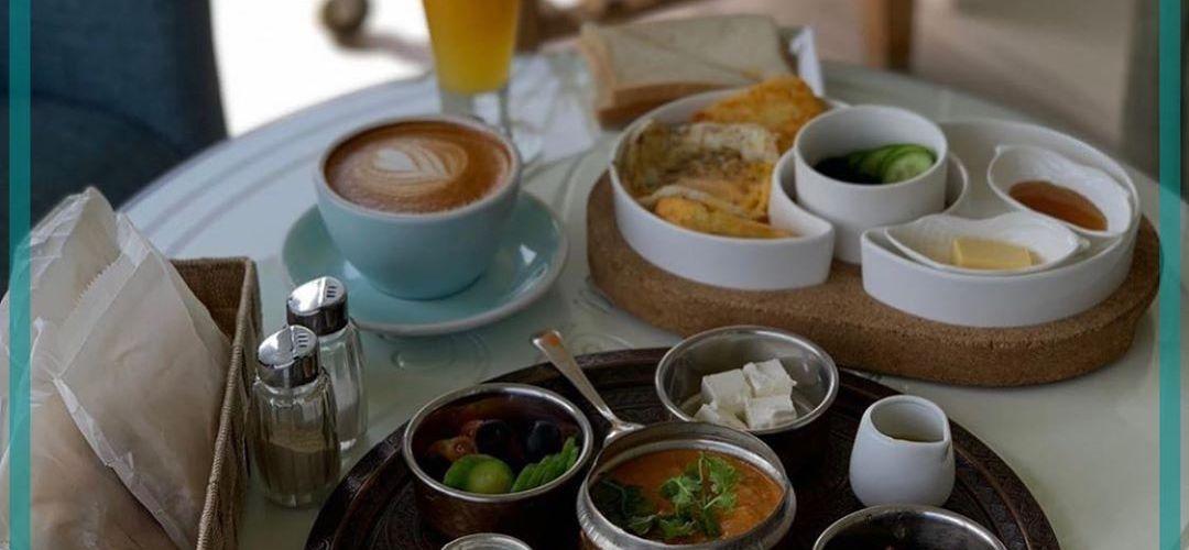 مقهى ورق الشاي