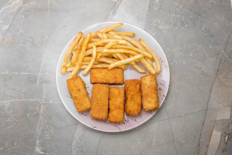 أكلات مطعم بروستد هني الخبر
