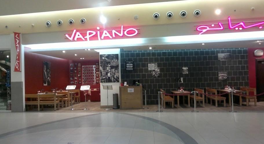 مطعم فابيانو الظهران