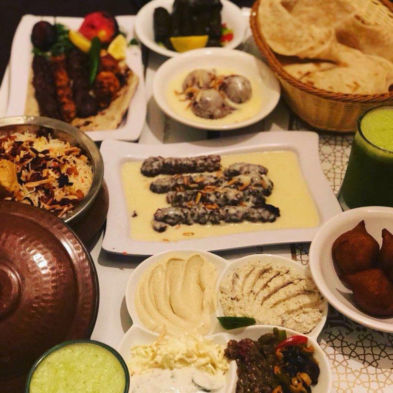 افخم مطاعم الفيصلية عوايل الدمام