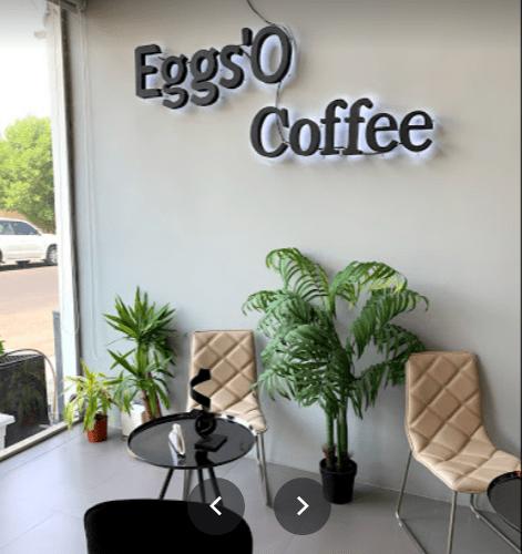 كافيه Eggs'O الخبر