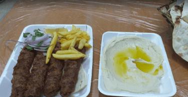 مطعم الجمل الاحساء