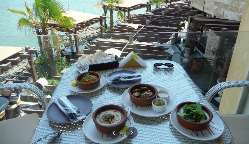 مطعم آيولي لاونج الخبر