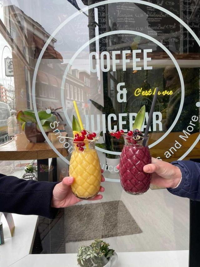 Coffee & Juice Bar
